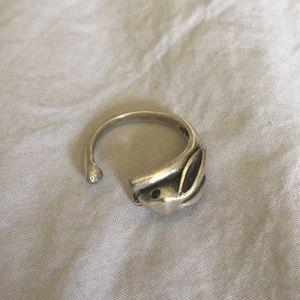 Cute Bunny ring! 🐇